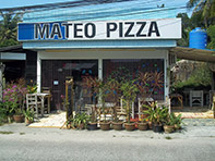 Mateo Pizza